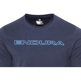 Endura One Clan Carbon - Camisetas - azul